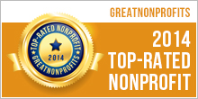 Image of Great Nonprofits Badge