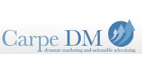 Image of Carpe DM logo.