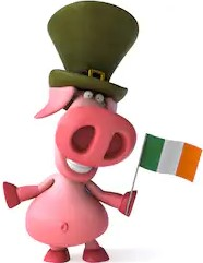 St. Piggy's Day sPIGtacular March 14, 2020